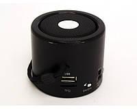 Портативная колонка с радио и Bluetooth Wster WS-Q9 Black