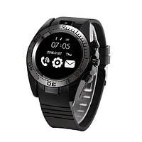 Умные смарт часы Smart Watch W 007 Original Чёрные