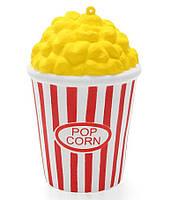 Игрушка сквиш POP CORN большой №12 | Мягкая игрушка-антистресс | Squishy Попкорн