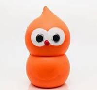 Игрушка сквиш Капелька маленькая | Мягкая игрушка-антистресс | Squishy Капля