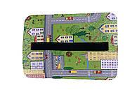 Сидіння дитяче Паркове місто, т. 11 мм, хім зшитий пінополіетилен, 25х35 см. Виробник Україна, TERMOIZOL®