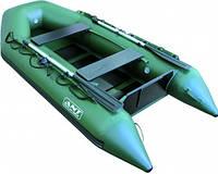 Моторная лодка со сланью Hunter 290 new