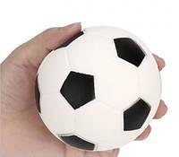 Игрушка сквиш Мяч большой | Мягкая игрушка-антистресс | Squishy мяч футбольный
