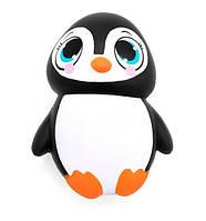 Игрушка сквиш Пингвины большие | Мягкая игрушка-антистресс | Squishy Пингвин