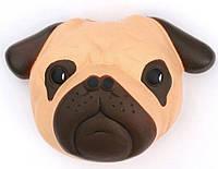 Игрушка сквиш Пес большой | Мягкая игрушка-антистресс | Squishy Собака