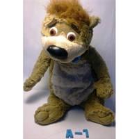 """Мягкая игрушка """"Медведь Бобу"""" м/ф Медведь Йоги А-7_42см"""