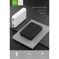 Внешний аккумулятор | Портативные зарядки | Power Bank GOLFG62 10000 mah, Зовнішній акумулятор | Портативні зарядки | Power Bank GOLFG62 10000 mah