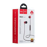Bluetooth наушники с микрофоном HOCO ES13 PLUS BT / Bluetooth гарнитура, Наушники гарнитуры, Навушники, гарнітури