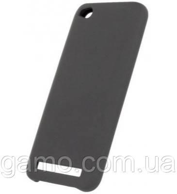 Чехол для Xiaomi Redmi 5A, black - черный - Colorway Liquid Silicone case for Xiaomi Redmi 5A, black