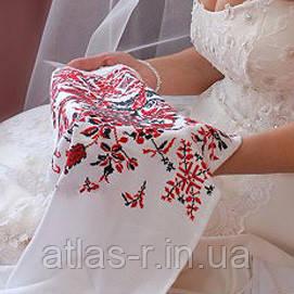 Свадебная вышивка. Приметы