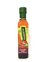 """Рафинированное рапсовое масло """"Острая паприка,базилик,томат"""" 250 мл( срок 04.20)"""
