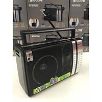 Радиоприемник  акустическая система GOLON RX M70BT аккумуляторный Bluetooth колонка с USB выходом магнитофон
