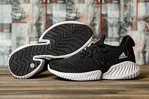 Кроссовки женские 16434, Adidas AlphaBounce Instinct, черные, < 39 40 > р.39-25,5