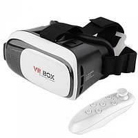 """Очки виртуальной реальности  с диагональю экрана от 4"""" до 6"""" VRBOX 2.0 ВР Бокс"""