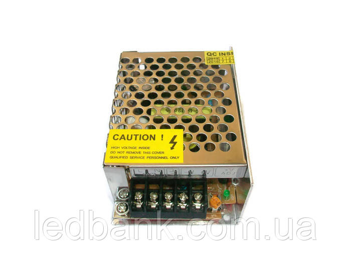 Блок питания для светодиодной ленты 12V 36W MN-36-12 SMALL