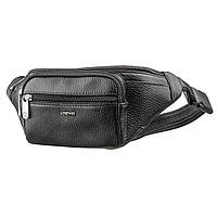 Поясная сумка флотар KARYA 17296 Черная, Черный, фото 1
