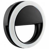 Светодиодное аккумуляторное селфи кольцо  Protech Selfie Ring Light