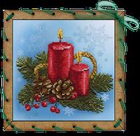 Наборы для креативного рукоделия Праздничные свечи ОР 7505