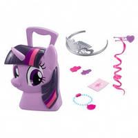 Набор игровой My Little Pony Кейс Принцессы Сумеречной Искорки с аксессуарами