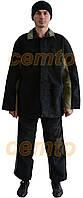 Костюм спилковый, сварщика кожаный, с накладками из спилка, фото 1