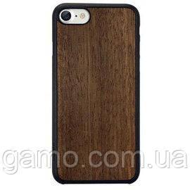 Чехол Ozaki O!coat Wood для Apple iPhone 7/8 Ebony
