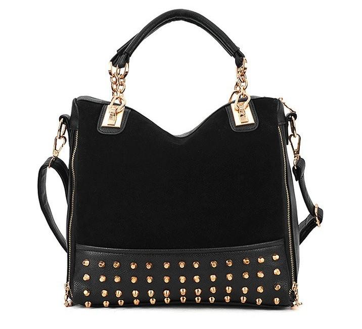 b82ce87df29e Сумка с шипами. Стильная сумка. Молодежная сумка. Женская сумка. Недорогая  сумка.