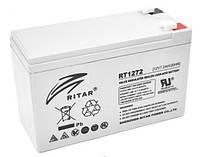 АКБ AGM RITAR RT-1272 12V 7.2Ah