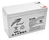 АКБ AGM RITAR RT-1280 12V 8Ah