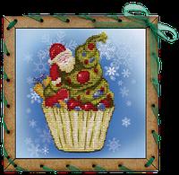 Наборы для креативного рукоделия Рождественское пирожное ОР 7508