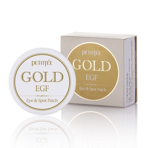 Гидрогелевые патчи для глаз Petitfee Gold EGF Eye & Spot Patch