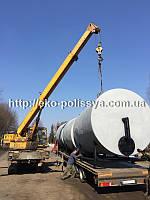 Оборудование для древесно-угольного производства Олевск