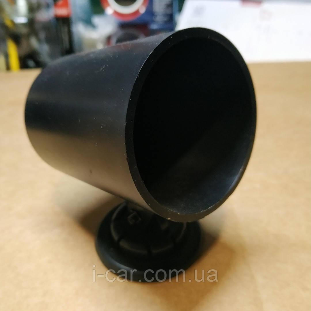 Корпус на ніжці 52 мм чорний