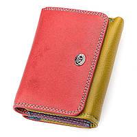Кошелек женский ST Leather 18359 (SB403) красочный Розовый, Розовый, фото 1