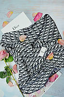 Шелковый платок в стиле Dior (Диор) МОДНАЯ НОВИНКА