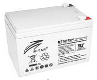 АКБ AGM RITAR RT-12120 12V 12Ah