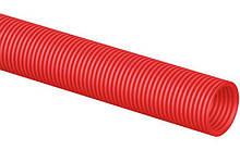 Кожух для труб Uponor 16-20мм, красный 28/23 мм, бухта 50 м (1012862)
