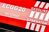 Бензиновый генератор тока 230В / 380В AVR EUROCRAFT, фото 5