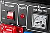 Бензиновый генератор тока 230В / 380В AVR EUROCRAFT, фото 4