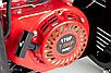 Бензиновый генератор тока 230В / 380В AVR EUROCRAFT, фото 6