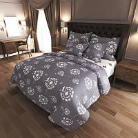 Комплект постельного белья Бязь Одуванчик двуспальный 7366-A-B