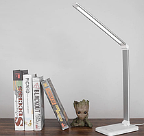 Лампа LED QI зарядкою (Біла)