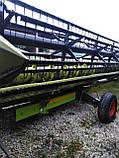 Жатка для уборки сои Claas Flex S900 2012 года + ТЕЛЕЖКА!, фото 2