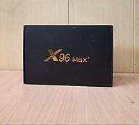 Смарт приставка X96 MAX+4/32GB Android 9.Amlogic s905 X3
