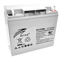 АКБ AGM RITAR RT-12180 12V 18Ah