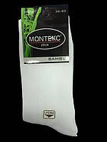 Носки  Monteks женские подростковые  размер 36-40 белые