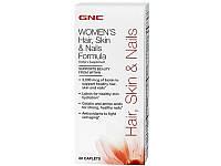 Здоровье кожи,волос,ногтей Hair Skin & Nails Formula (120 caps)