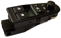 Блок кнопок стеклоподъемниками ВАЗ 1117, ВАЗ 1118, ВАЗ 1119 Калина c джостиком 2 кнопки АВАР