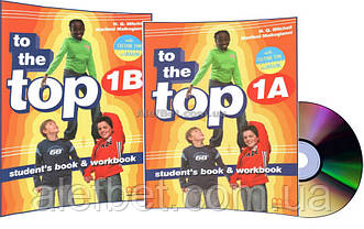 Английский язык / To the Top for Ukraine / Student's+Workbok+CD. Учебник+Тетрадь (комплект), 1 / MM Publicatio