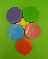 Крышка Цветная пластмасовая (для холодного) (1 шт) заходи на сайт Уманьпак