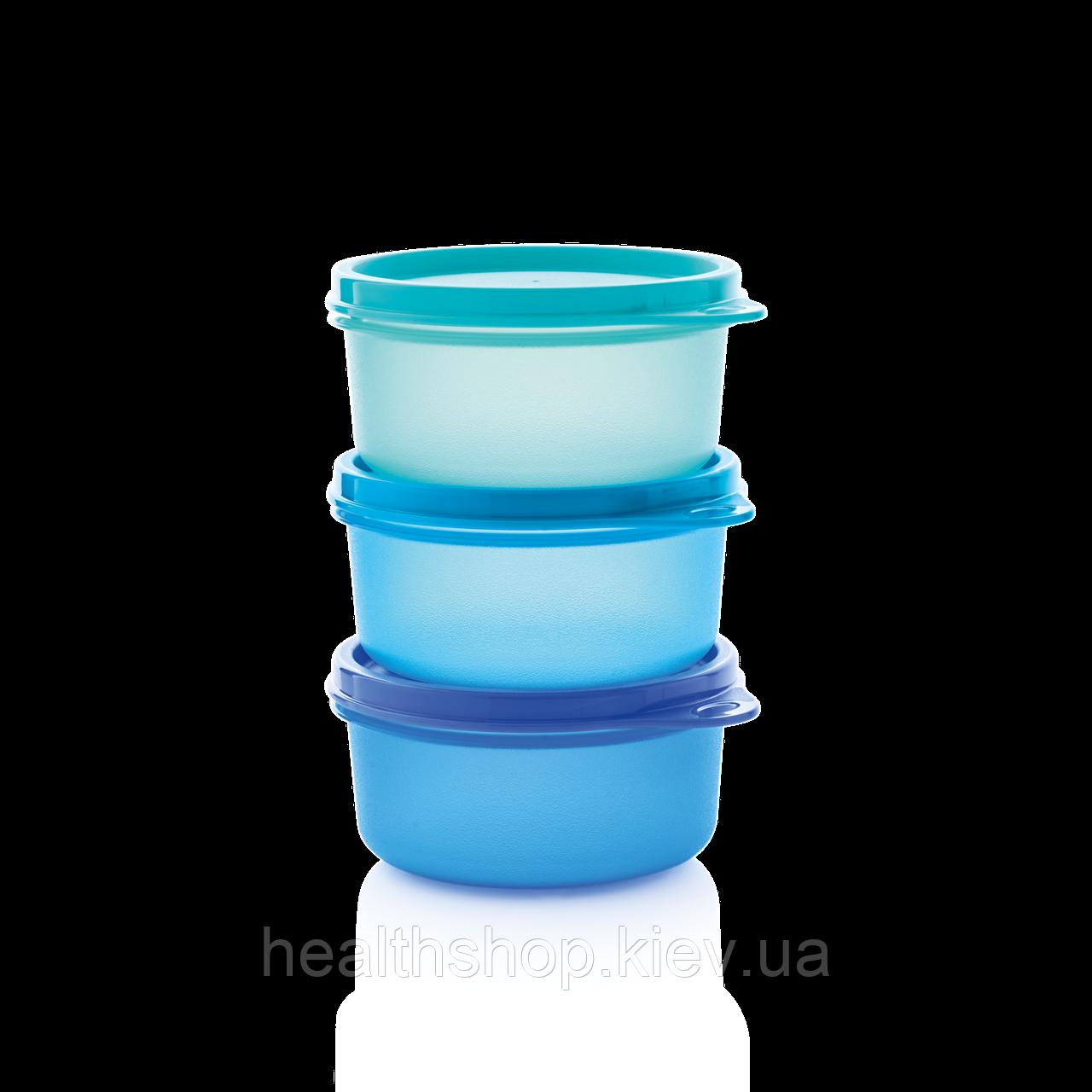 Сервірувальна чаша 200 мл 3 шт Tupperware